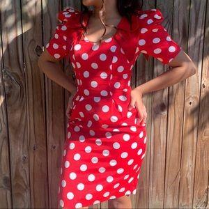 Vintage 80's dress 🕰✨